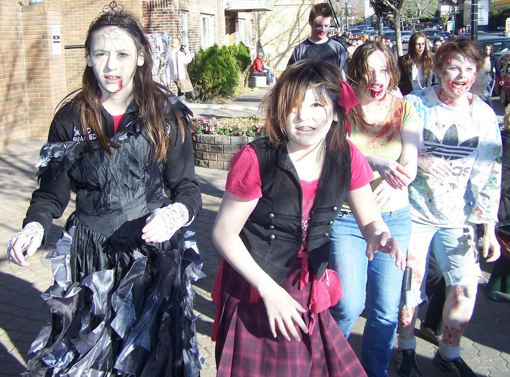 Zombie Youth of Calgary