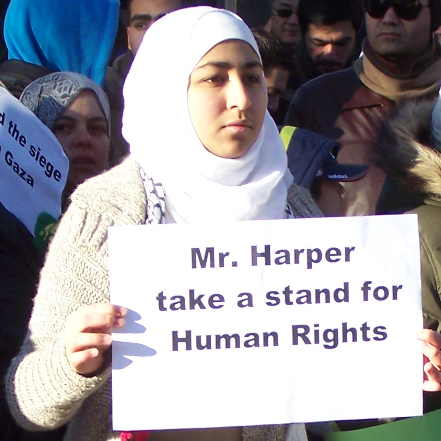Take a stand for human rights