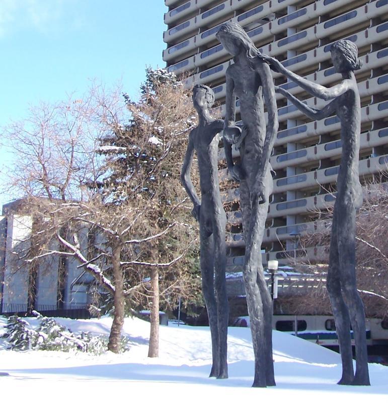 CBE Statues