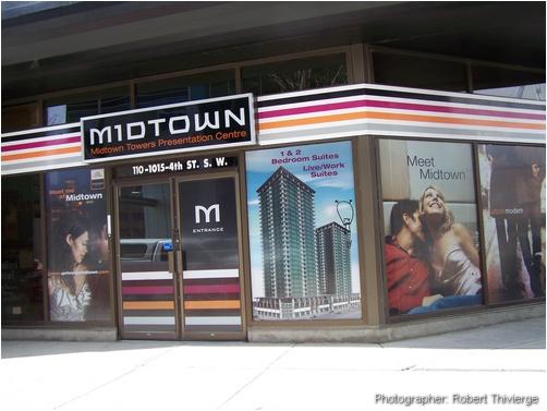 Midtown Towers Presentation Centre