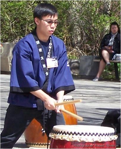 Otafest 2009 drumming