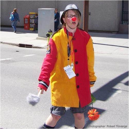 COP (Clown On Patrol)