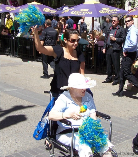 Pushing for Disability Pride