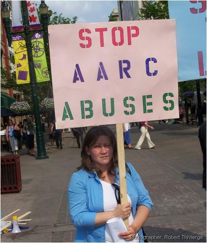 Stop AARC Abuses