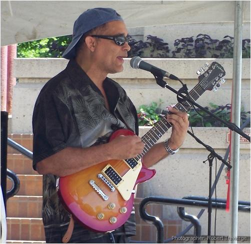 Carifest guitar 2009