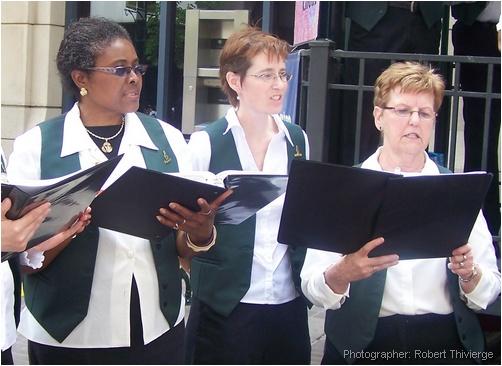 Talisman Choir