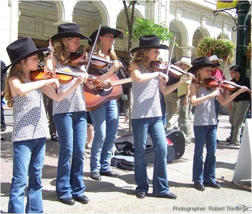 Keister Family Fiddlers 1