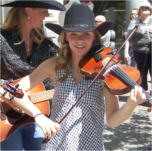 Keister Family Fiddlers 5