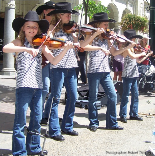 Keister Family Fiddlers 7