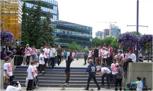 City Hall Skateboard Park