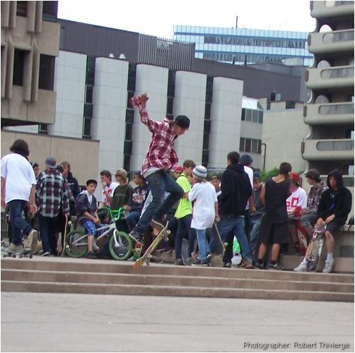 Educated Skateboarding