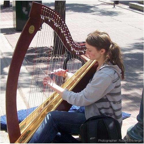 Calgary Harp