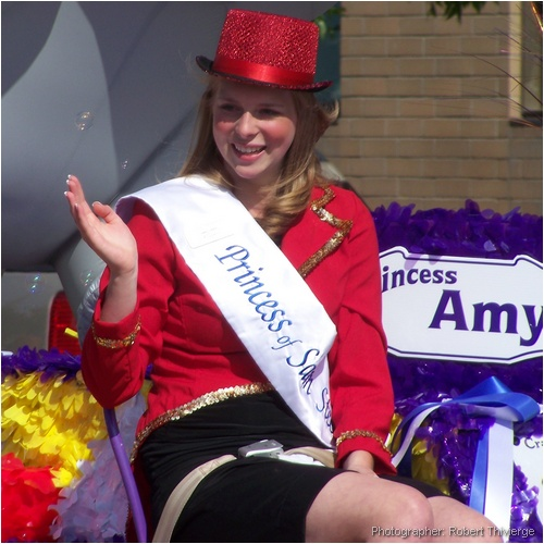 Princess of Steele in Calgary