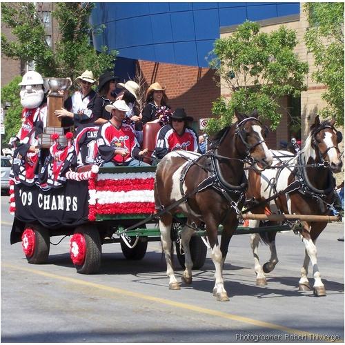 Calgary Stampede Parade 2009