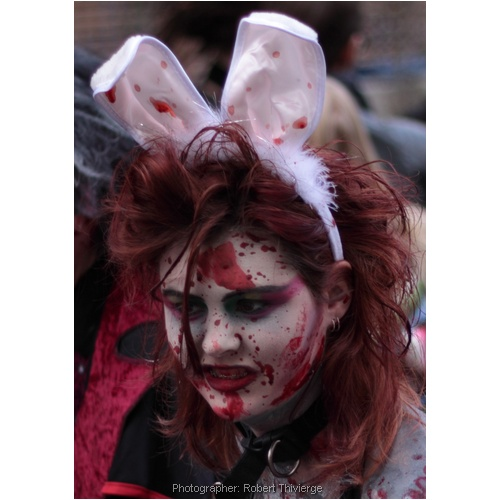 Bunny Zombie