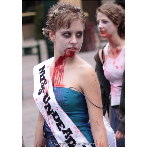 Miss Undead 2009