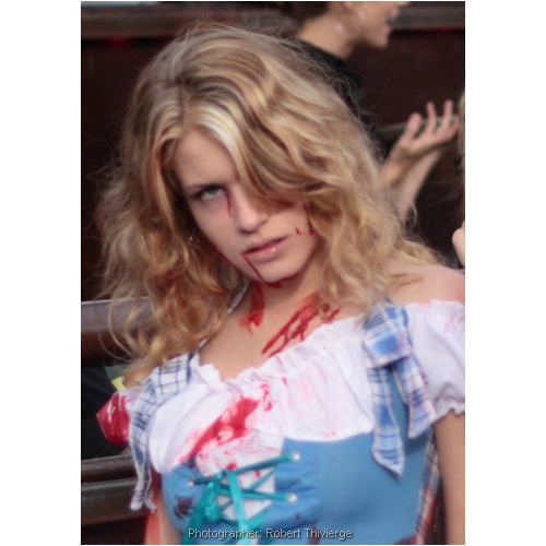 Country Girl Zombie