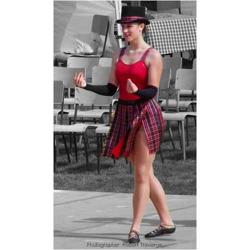 All That Highland Dancing
