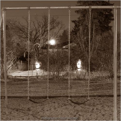 More ghosts on swings