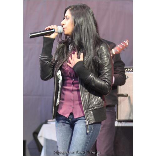 Sonal in concert