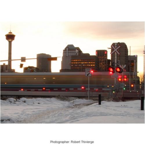 Calgary's Rapid Transit