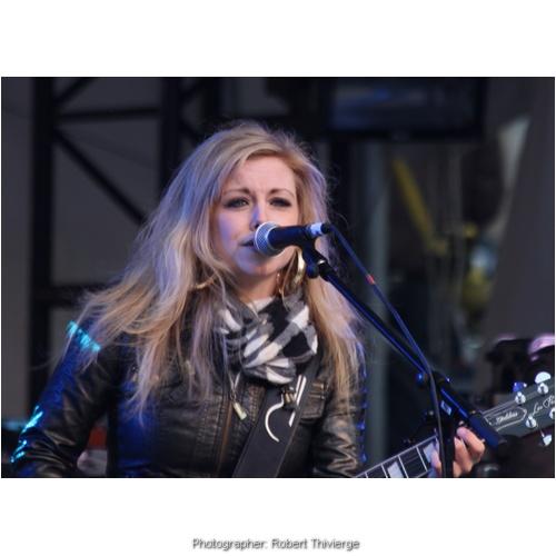 Lindsay Ell in Concert in Calgary