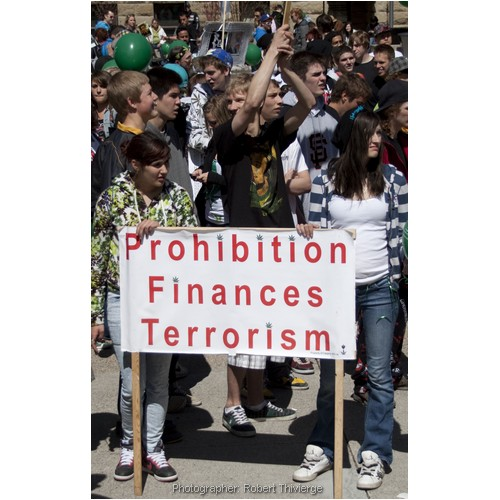 Prohibition Finances Terrorism