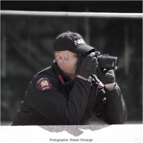 Officer Pentax