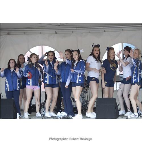 Python Cheer Singers