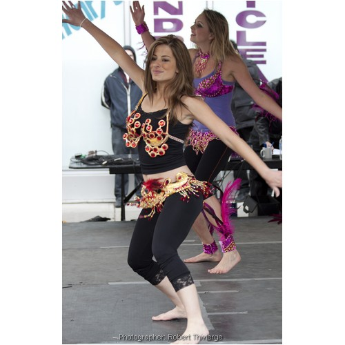 Lilac dancing