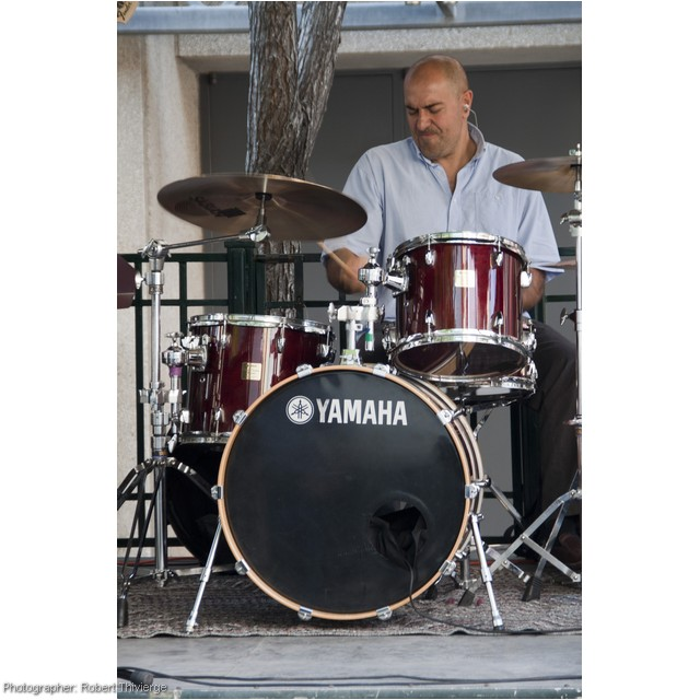 Bow River Band Drummer