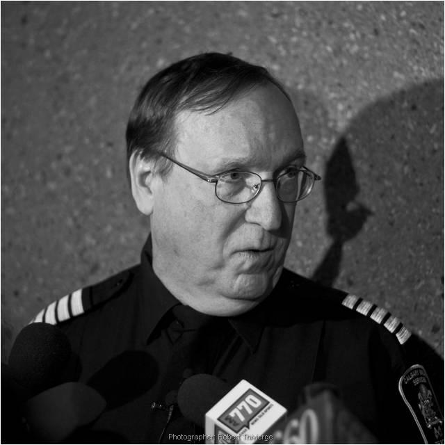 Bill Bruce talks about bylaw enforcement