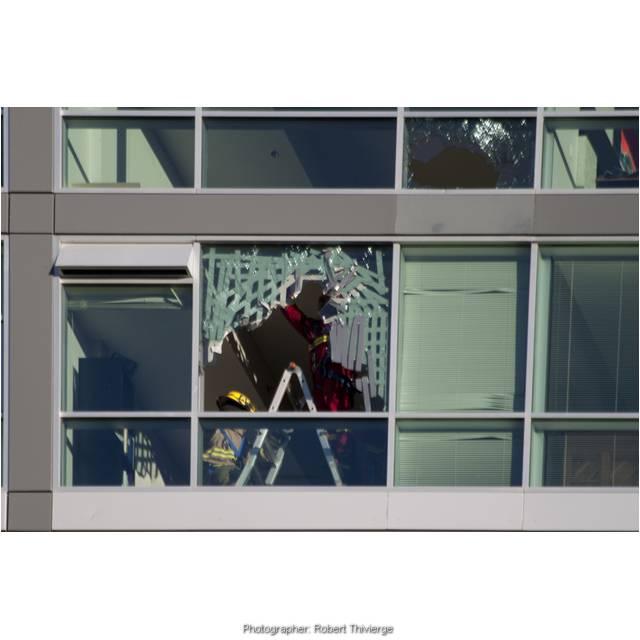 Broken Glass in the Beltline