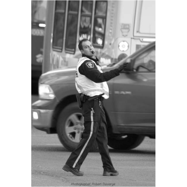 Directing Traffic in the wind