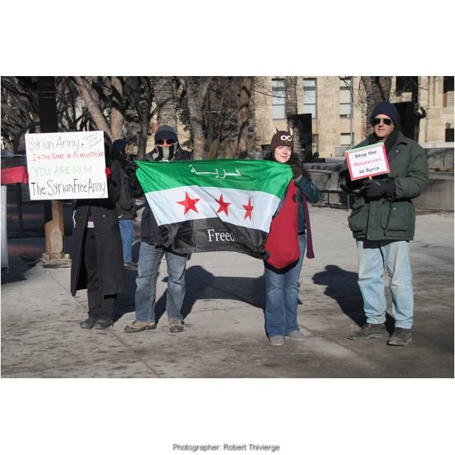 Syria Freedom Rally