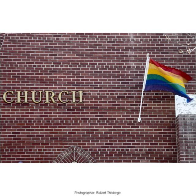 Church over the Rainbow