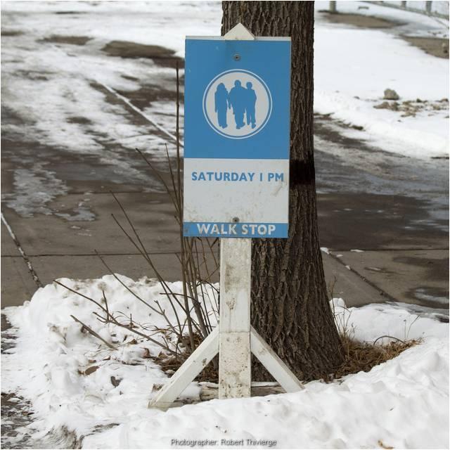 Walk Stop
