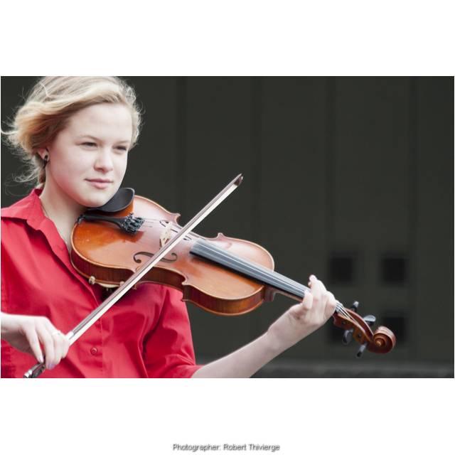 Lilac Fiddler