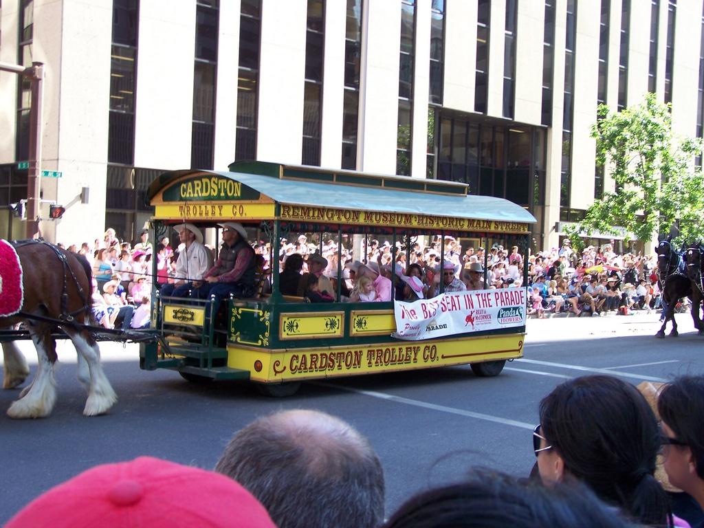 Stampede 2007 Parade 10