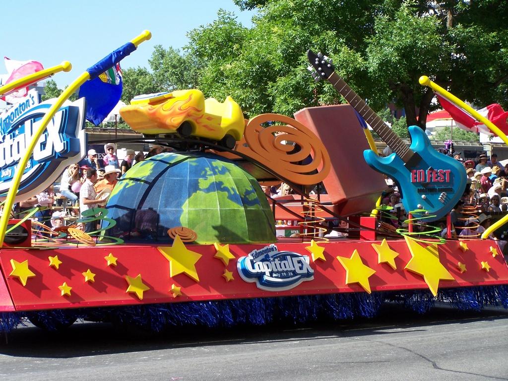 Stampede 2007 Parade 23