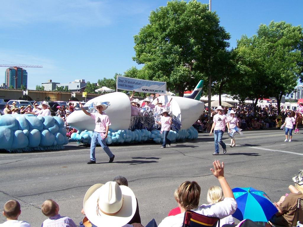 Stampede 2007 Parade 28