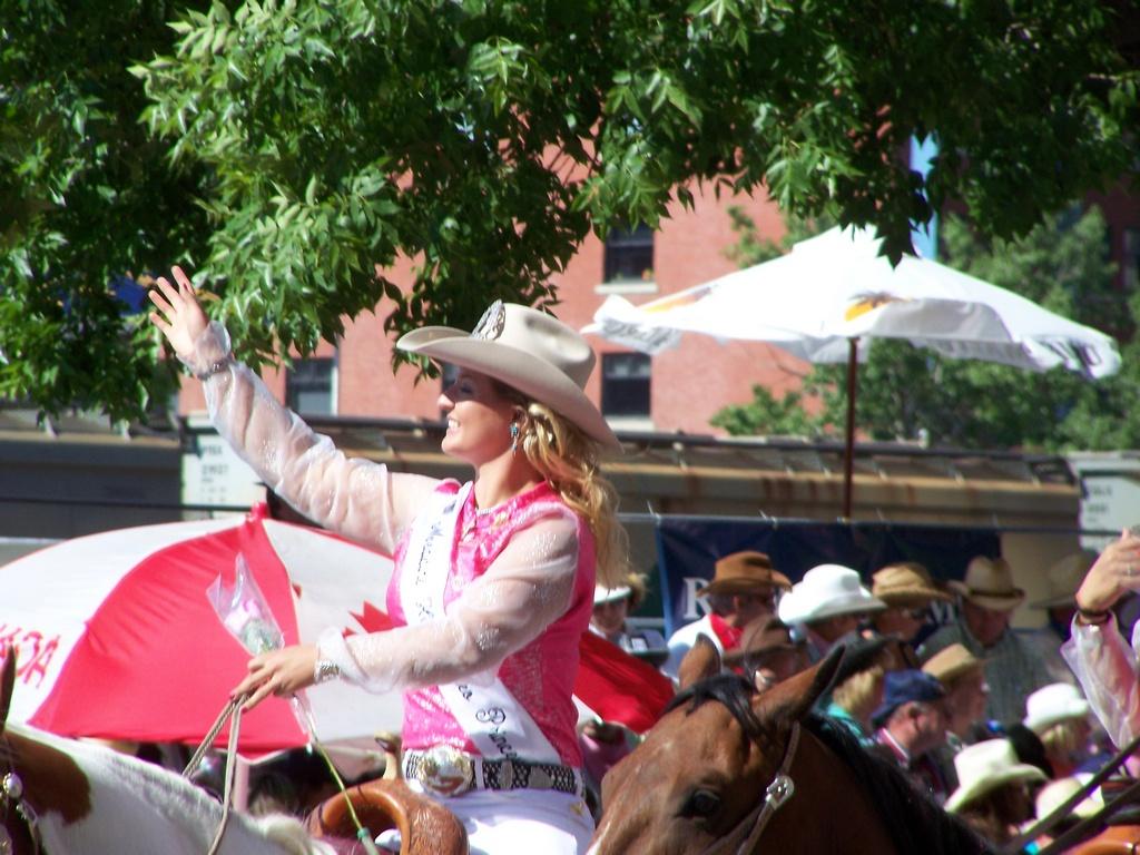 Stampede 2007 Parade 30