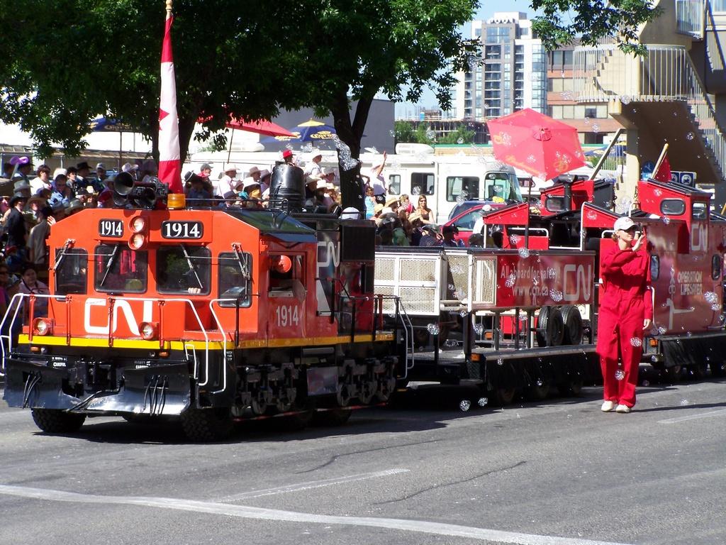 Stampede 2007 Parade 31