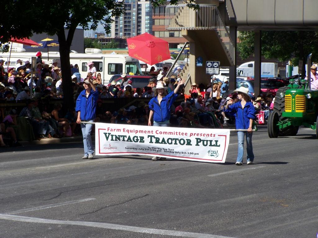 Stampede 2007 Parade 33