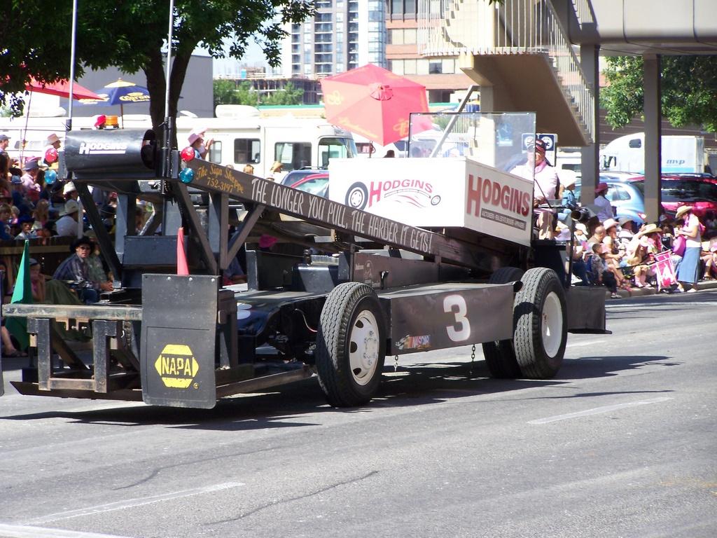 Stampede 2007 Parade 35