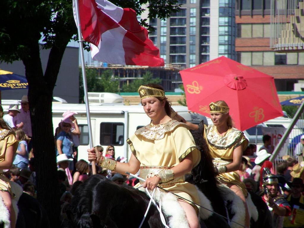 Stampede 2007 Parade 43
