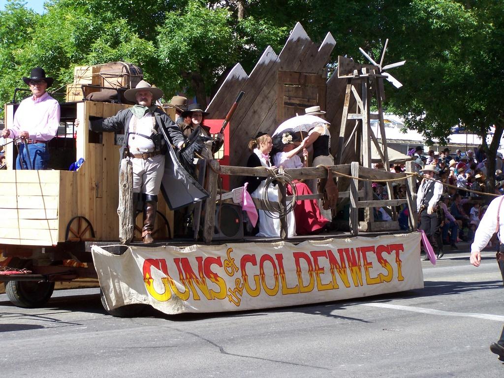 Stampede 2007 Parade 22