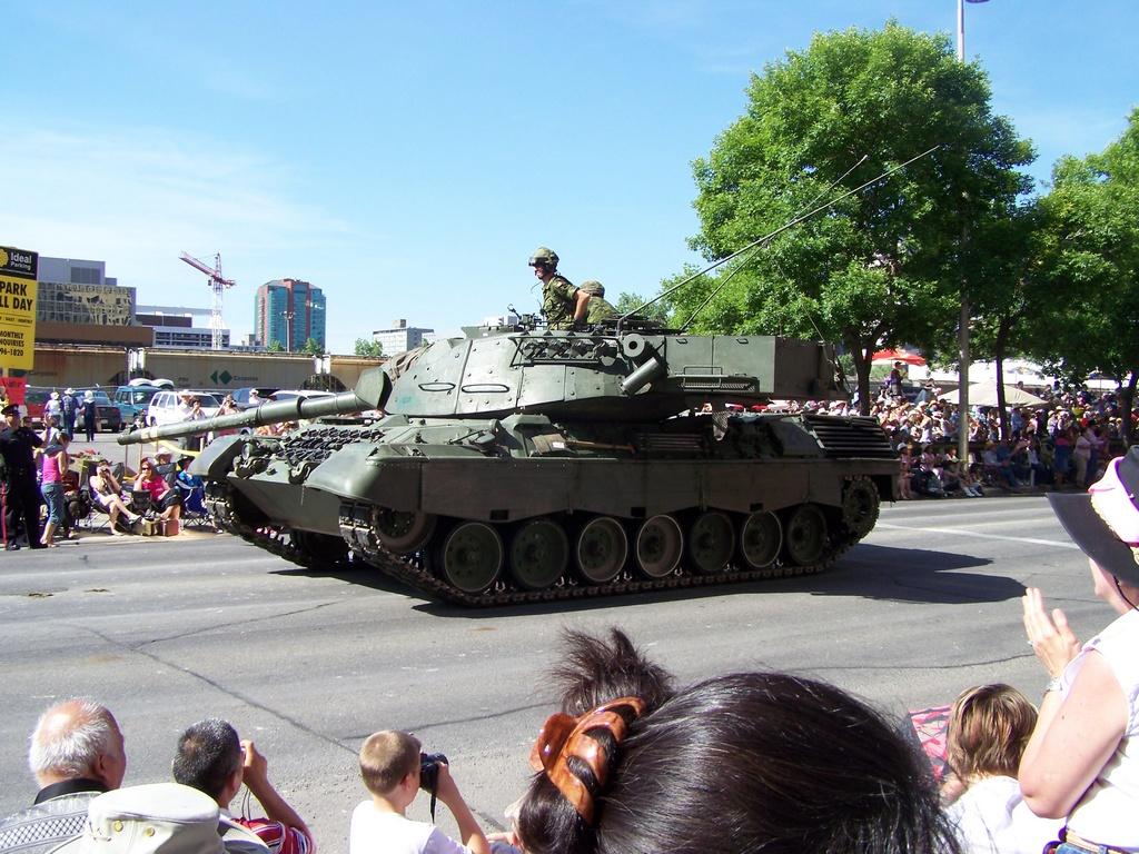 Stampede 2007 Parade 39