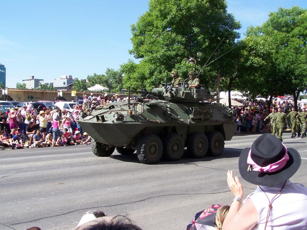 Stampede 2007 Parade 40