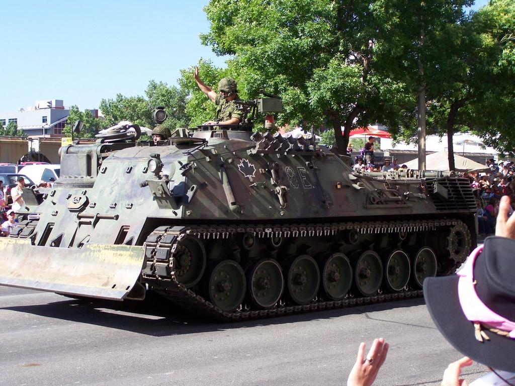 Stampede 2007 Parade 42